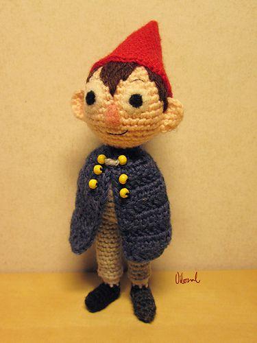 Ravelry: Crocheted Gnome Boy pattern by Vilma Ilona   Kostenfreie ...