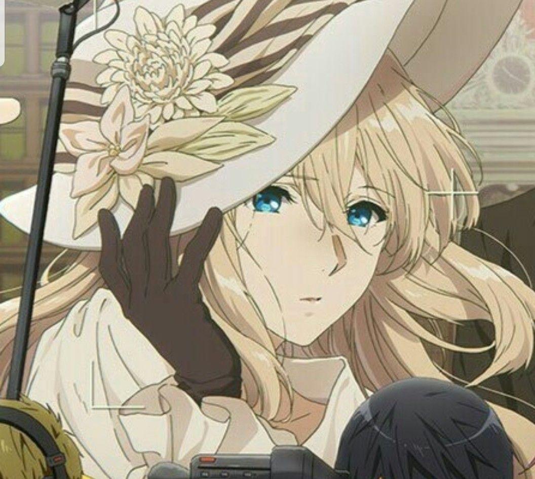 𝕴𝖈𝖊𝖑𝖆𝖓𝖉 𝕱𝖔𝖝 Violet evergarden anime