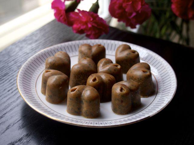 Pienet lucuma-minttufudget (pähkinätön) | Wellberries