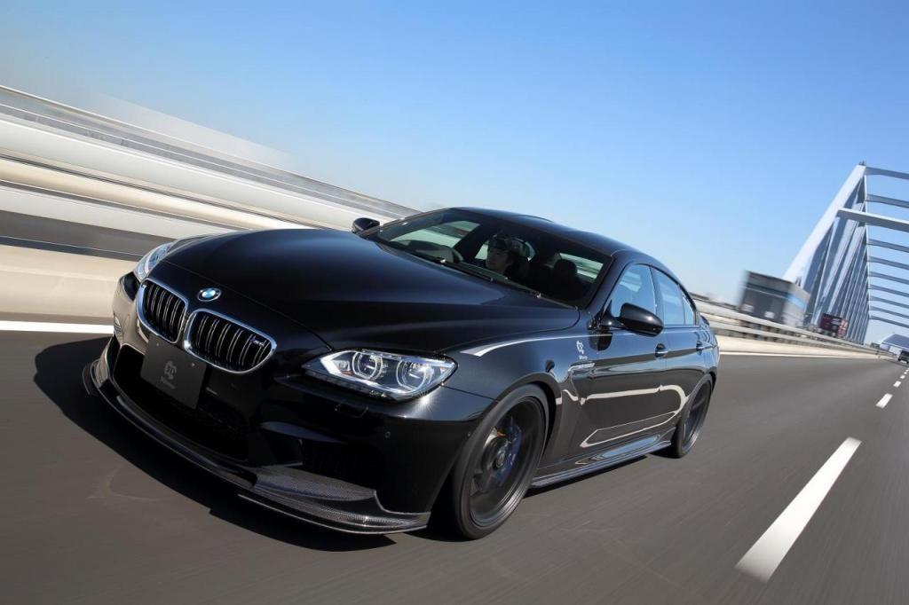 #BMW #M6 Gran Coupe #tuning por D3 Design. Fotos y datos técnicos