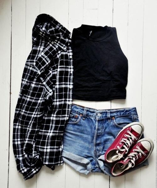 Maybe different shorts, but LOVE this