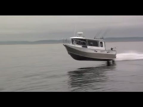 Building a 16 Foot Aluminum Fishing Boat From a Kit - YouTube