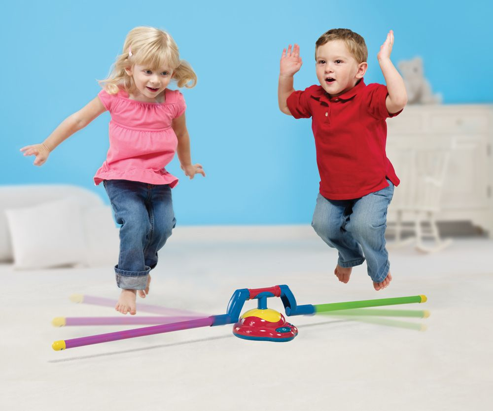 Super Skipper By International Playthings Burns Up A