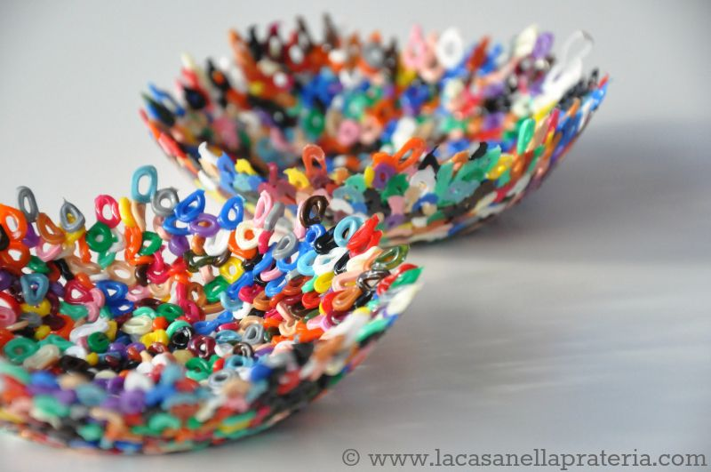 Ciotole fai da te con le perline fuse progetti nel cassetto for Fai da te oggetti creativi