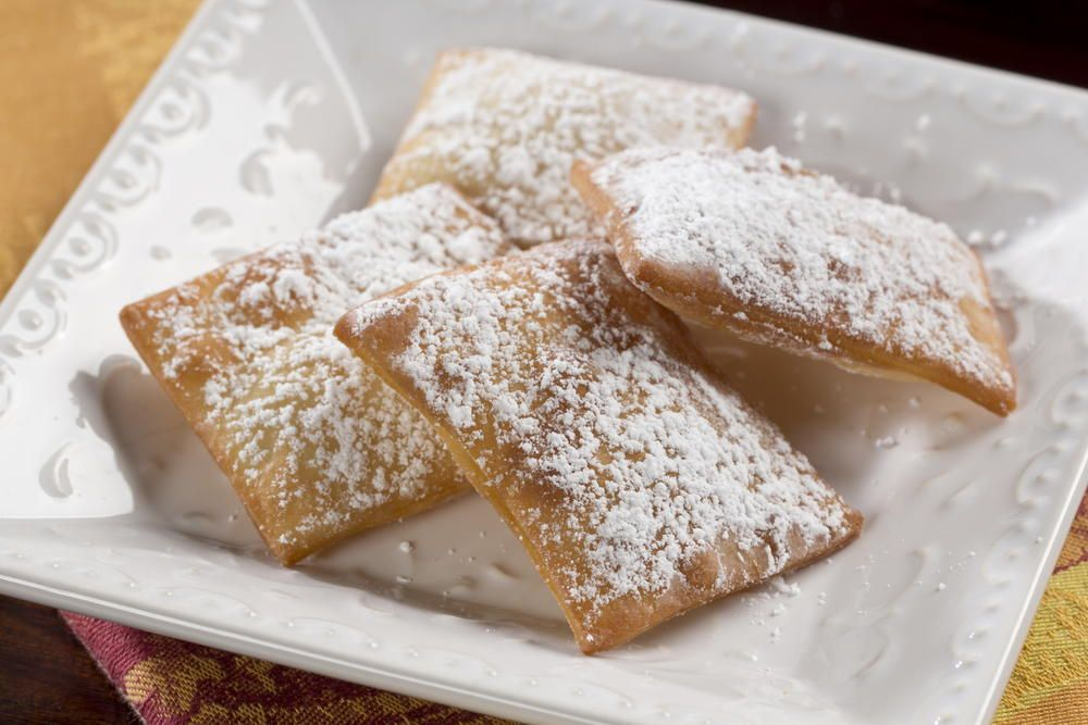 Italian Pastry Squares