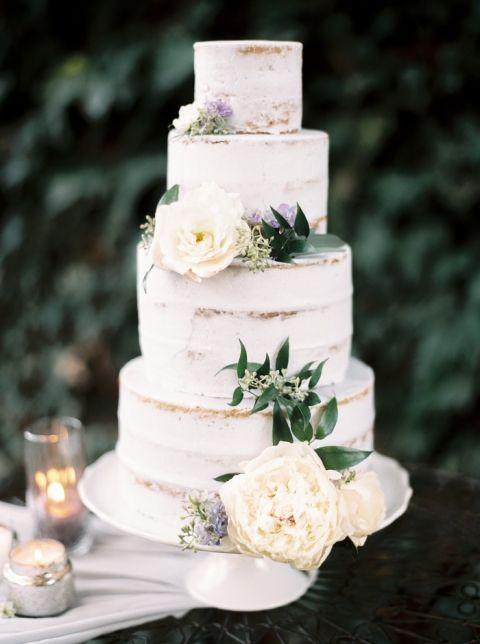 Enchanted Garden Wedding Ideas in Opal and Lavender ...