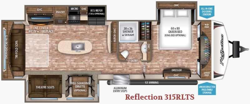 12 Must See Bunkhouse Rv Floorplans Rv Floor Plans Grand