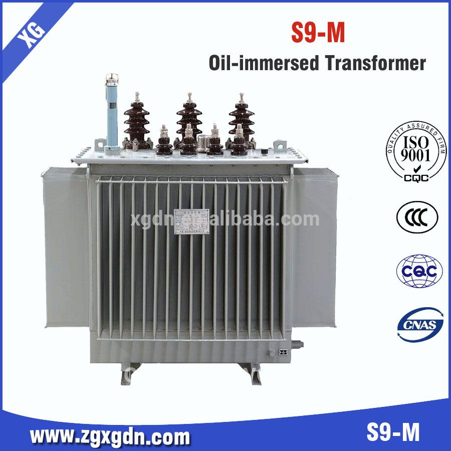 XI'AN 2500KVA three phase transformer oil immersed