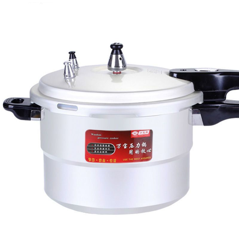 قدر الضغط طباخ الضغط طباخ الغاز المنزلي السميك وعاء مقاوم للانفجار وعاء غير كهربائي غير القابل للصدأpressure Cooker Pr Pressure Cookers Cooker Pressure Cooker