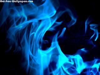 Download Blue Fire Wallpaper 9426 3d Digital Art