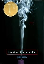 Cover Included in Judgement: Looking for Alaska by John Greene