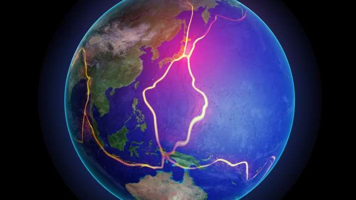 Geologists Have Determined Theres A New Continent Called - Recent satellite pictures