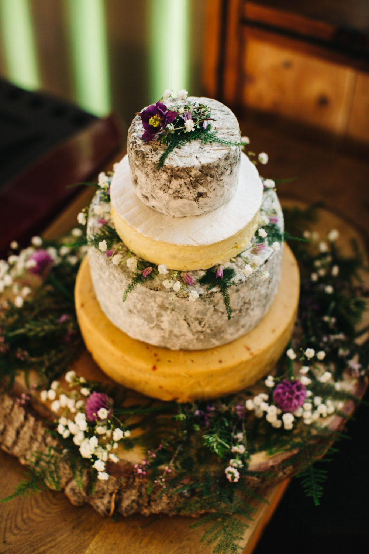 Richard cheese wedding