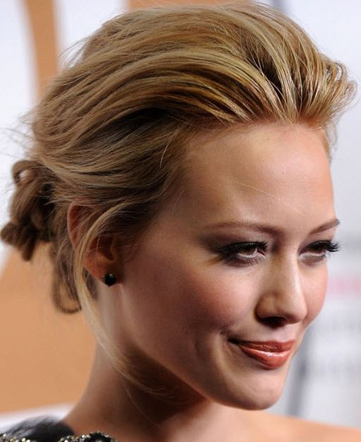 Prime 1000 Images About Disheveled Up Styles On Pinterest Updo Updos Hairstyle Inspiration Daily Dogsangcom