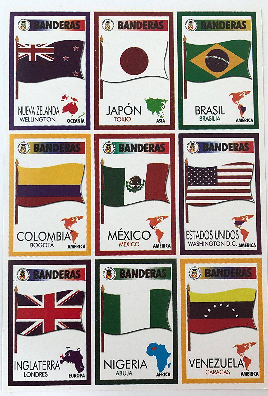 banderas de asia juego