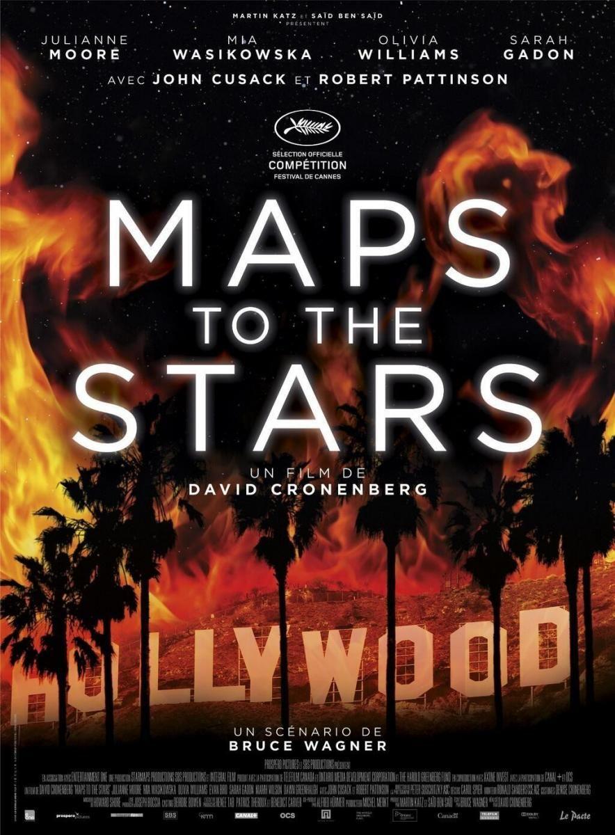 Maps to the stars  David Cronenberg  2014 Canada  Drama