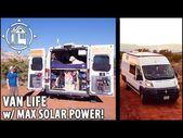 Photo of Solar Power Van Life mit einem Elektroingenieur und einem niedlichen Hund 🐕…