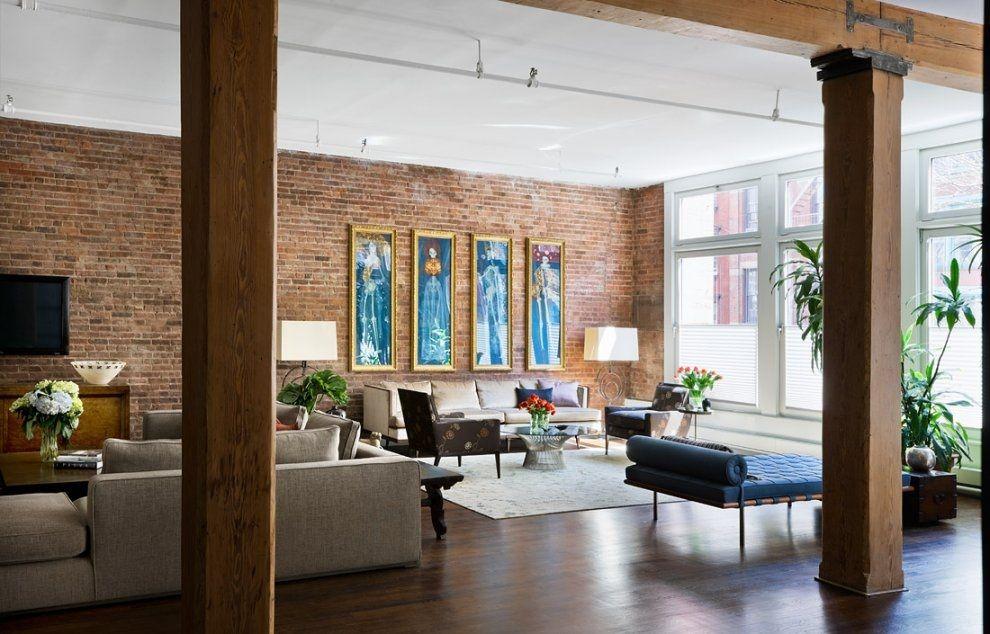 brick studio apartment. 21 Beautiful Brick Wall designs  Studio apartment Bricks and