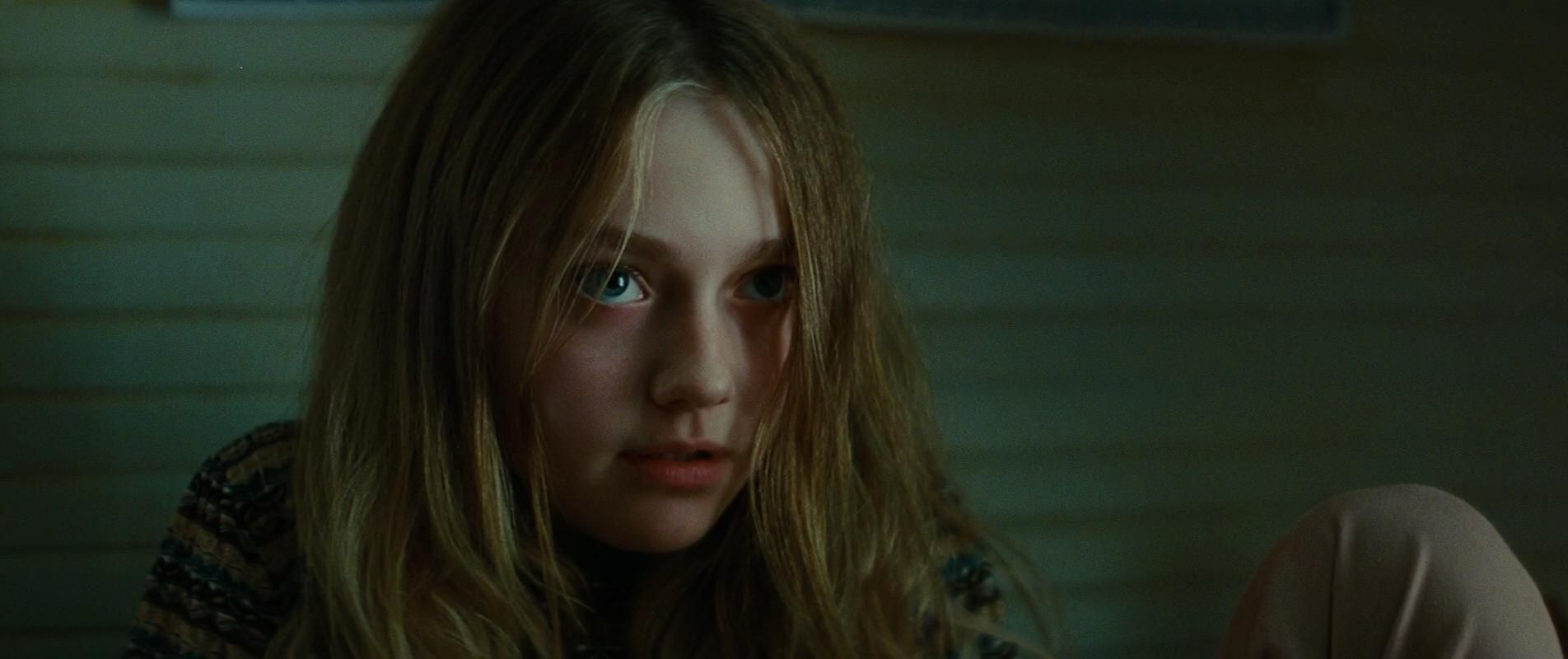 Young Dakota Fanning in The Secret Life of Bees
