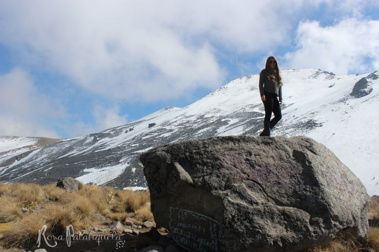 Nevado de Toluca - Estado de México -Rosa Palanqueta