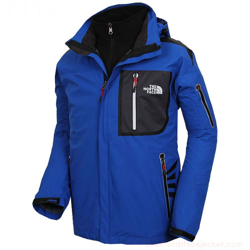 the north face mens overcaster triclimate 3 in 1 jacket blue rh truongthuyngan com