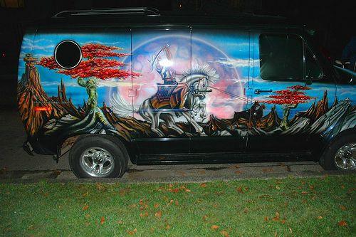 #art #van #project #vans