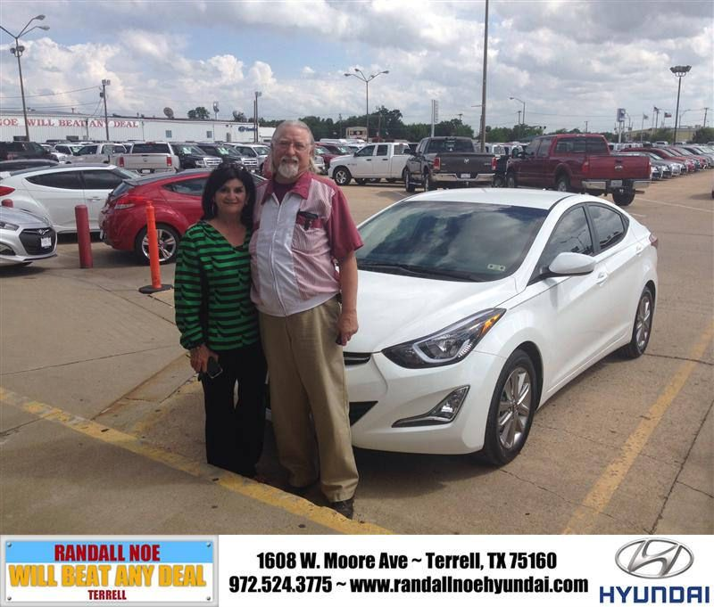 Congratulations to Rudy Ray on your #Hyundai #Elantra purchase from