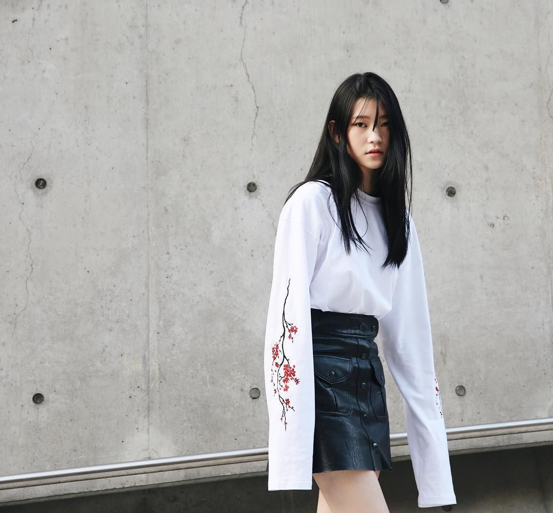 Seoul Fashion Week 2017 C 최현서 Choi Hyunseo Clothes Clothes