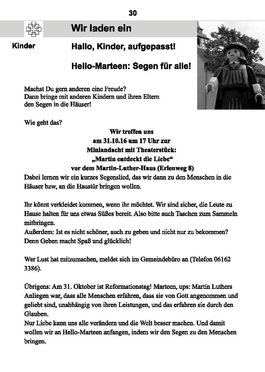 GEmeindebrief Herbst 2016.final Seite 30