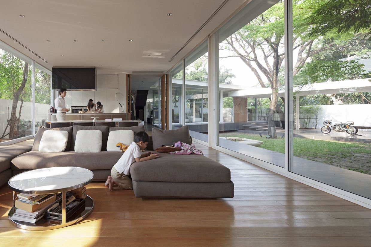 Modern Thai Home Inspiration Minimalist Home Design Ideas And ...