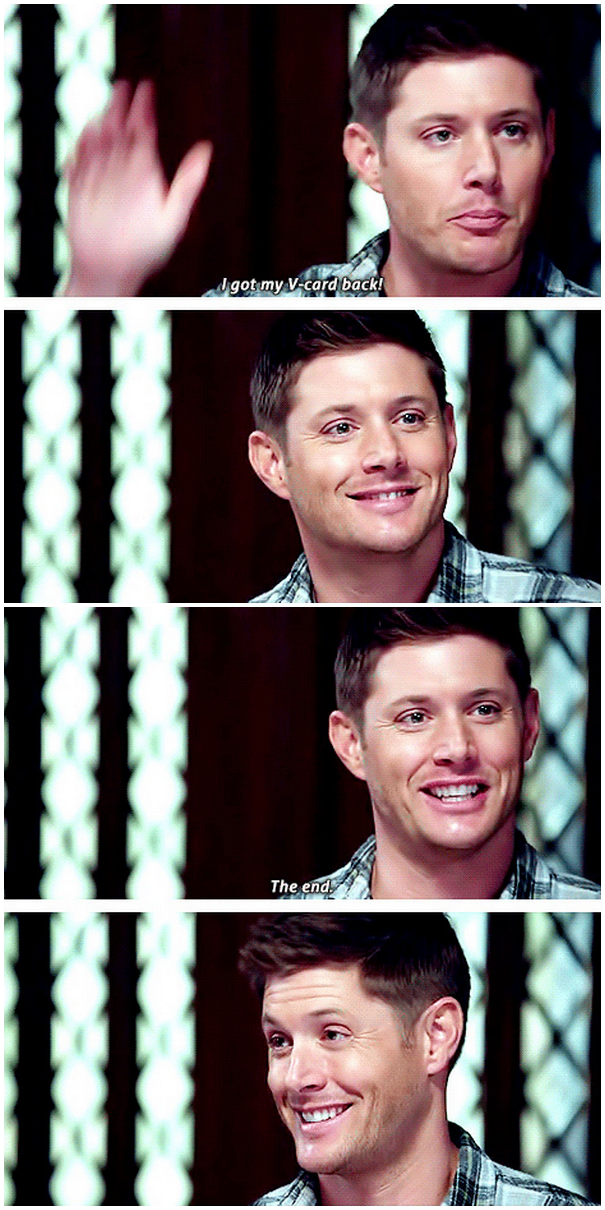 [gifset] 9x08 Rock and A Hard Place #SPN #Dean