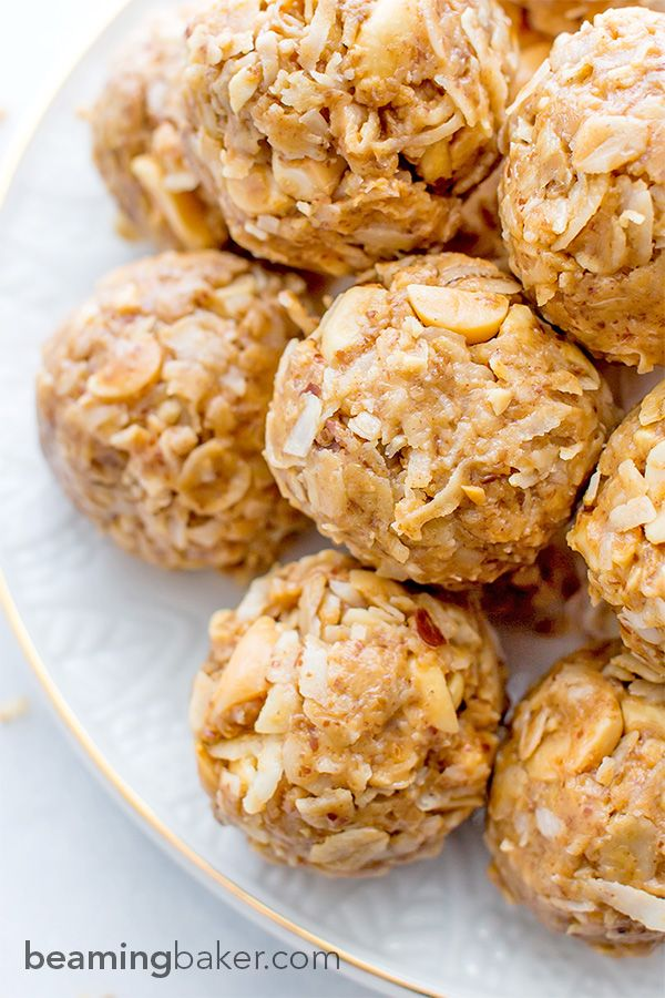 No Bake Peanut Butter Coconut Bites Delicious Easy To Make