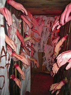Halloween house theme ideas