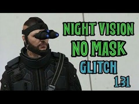 How To Get The Night Vision Goggles In Gta 5