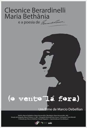 O Vento Lá Fora - Poster / Capa / Cartaz - Oficial 1