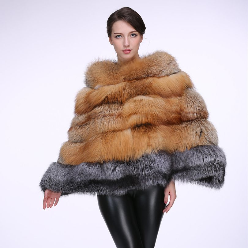 Cheap real fox fur coat, Buy Quality real fox fur directly from ...