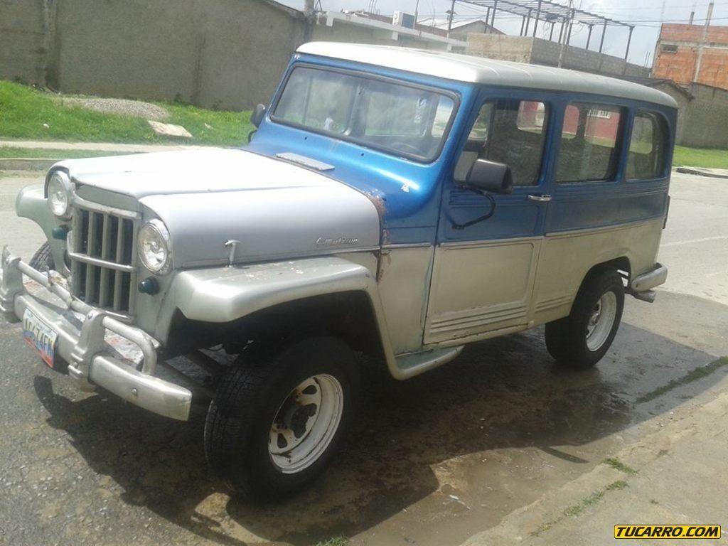 Carros De Colección Otros - Año Otros - 100000 km - TuCarro.com Venezuela