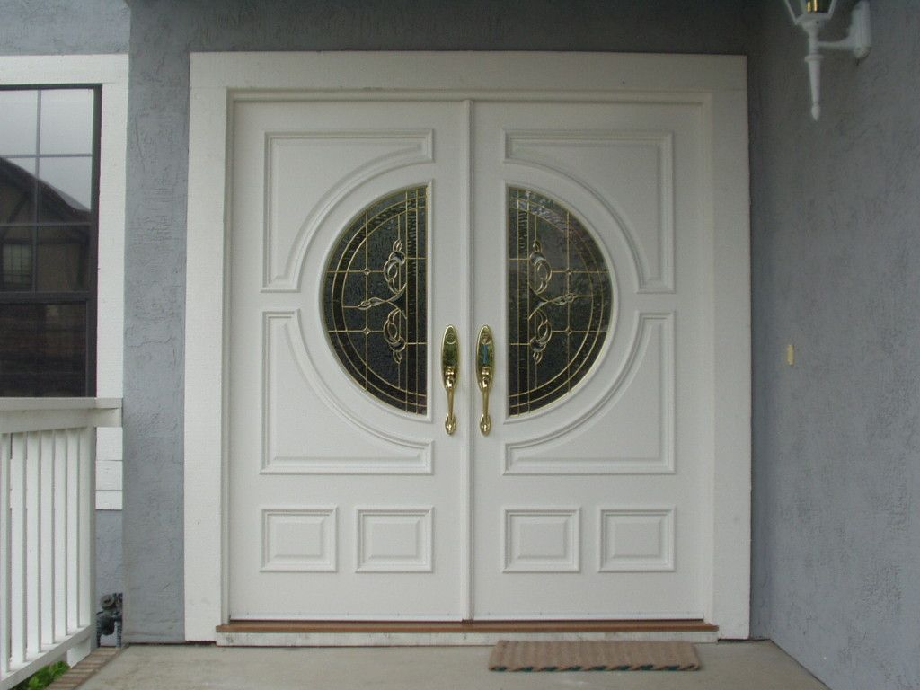 Touch of Grandeur, Double Entry Doors for Home : OLYMPUS DIGITAL ...
