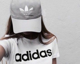 hat grey adidas cap 21756337221