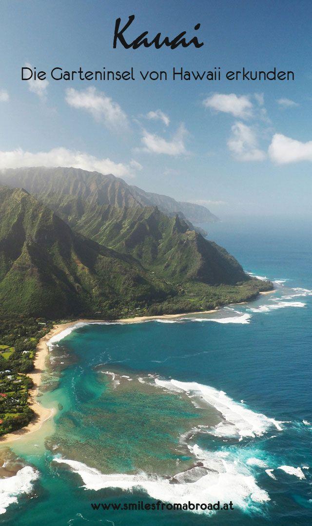 Kauai – die Insel für Abenteuerlustige – es grünt so grün | Kauai ...