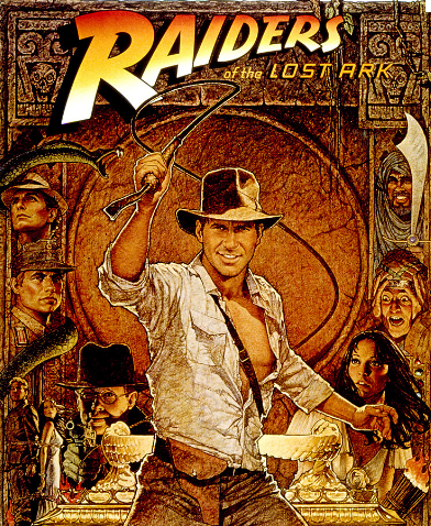 Studio Movie Grill S 1 Classics August 18 Raiders Of The Lost Ark Houstononthecheap Best Movie Posters Iconic Movies Great Movies