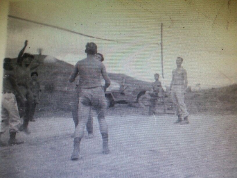 John kelly jr during ww2 1944