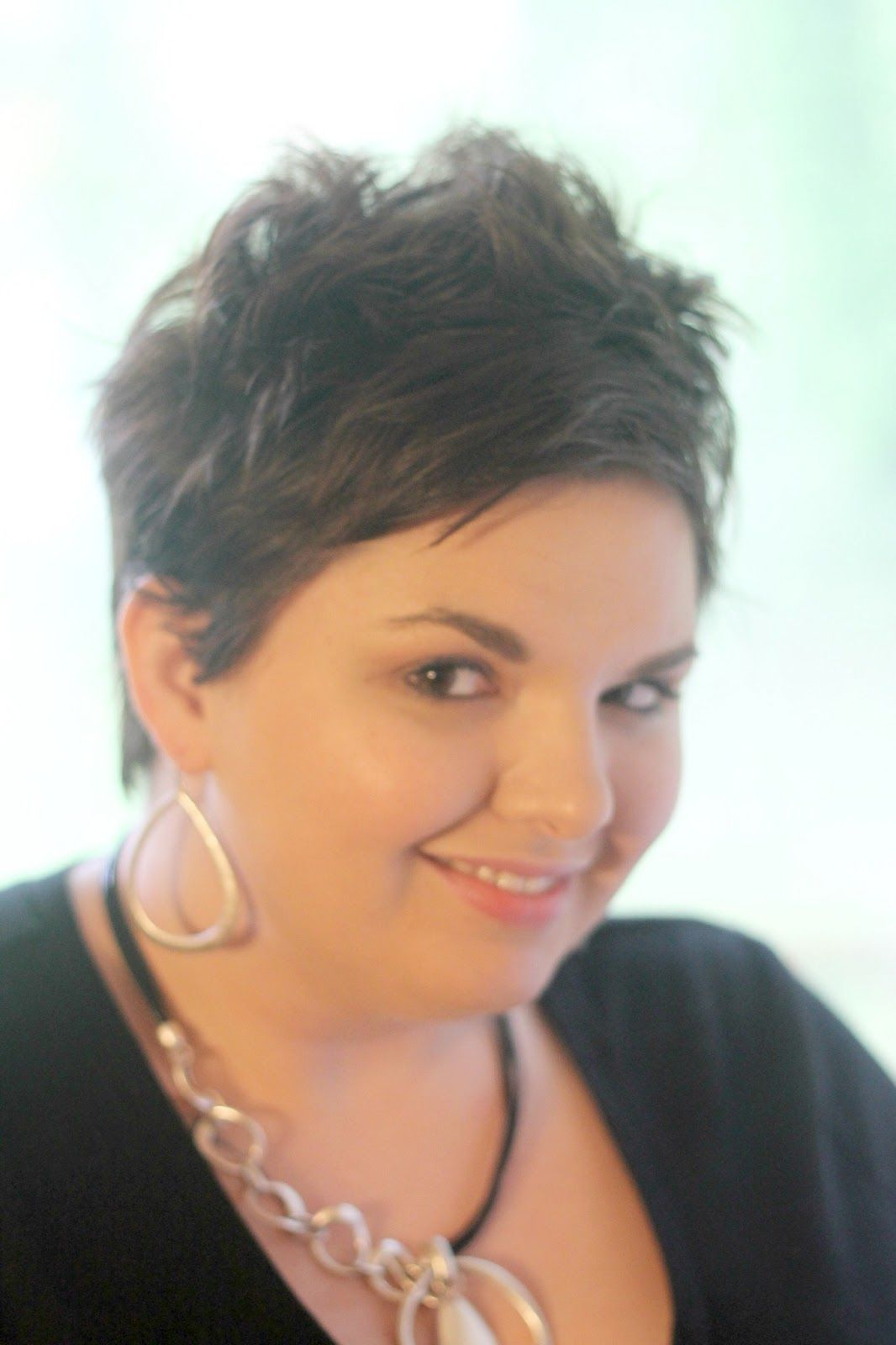 Cute Short Hairstyles for Plus Size Women | Hair | Pinterest ...