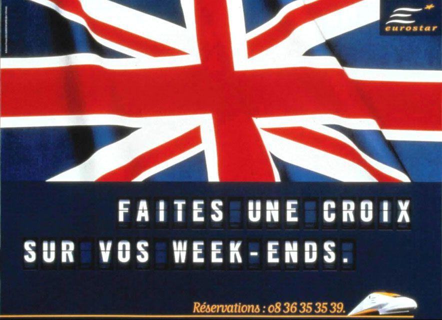 Eurostar croix sur weekend le club