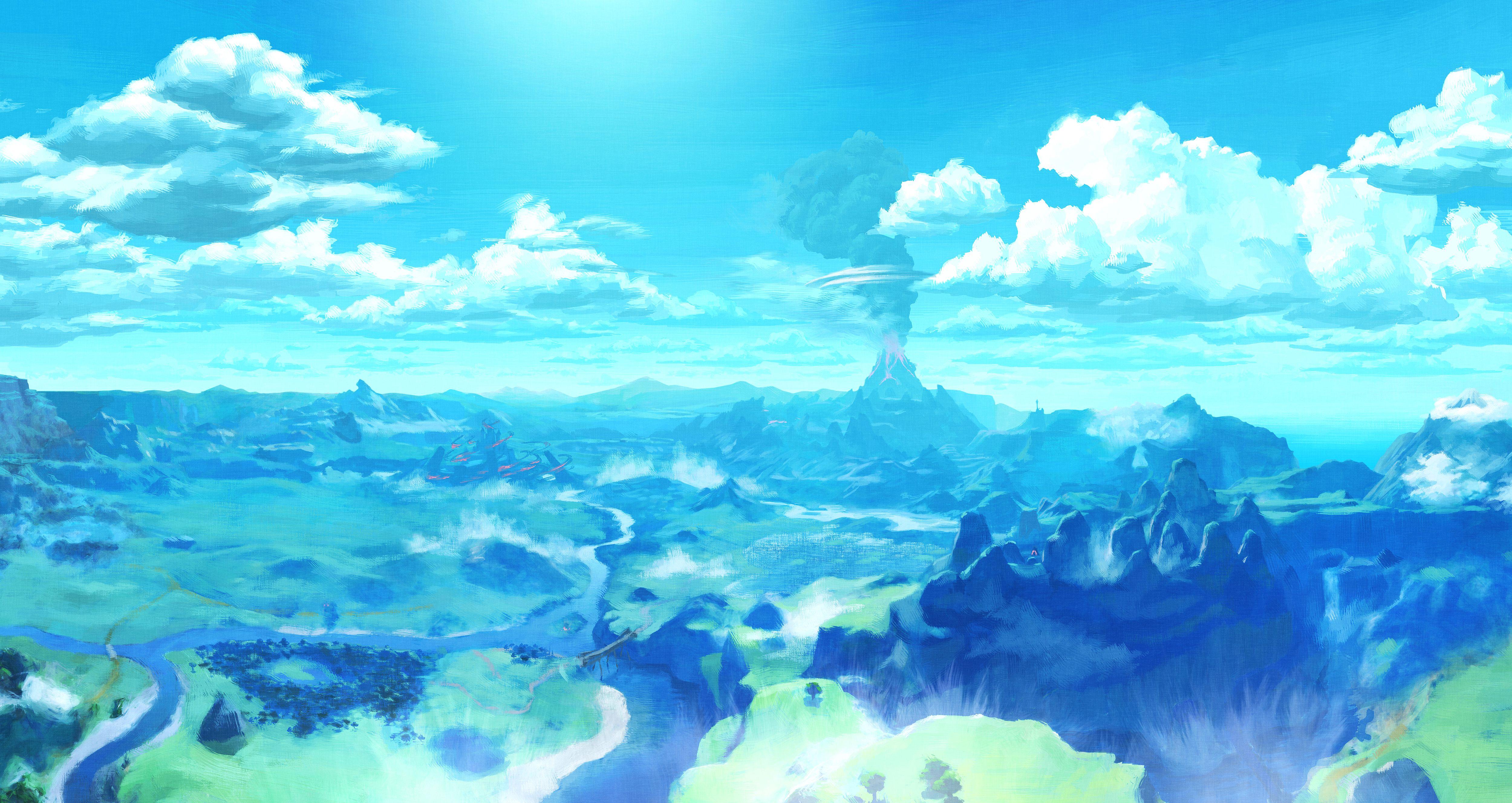 Breath Of The Wild Legend Of Zelda Legend Of Zelda Breath Legend of zelda botw wallpaper hd