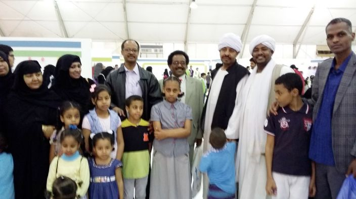 بمشاركة دور نشر سودانية معرض الرياض الدولي للكتاب حراك ثقافي ورؤية تحول طموحة