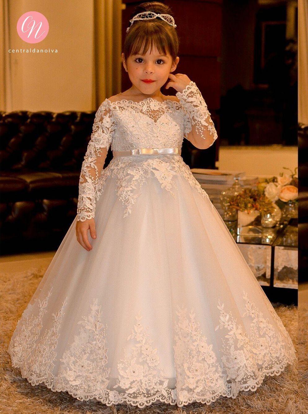 Pin de rosario Ramirez en Sofi | Pinterest | Vestidos de niñas ...
