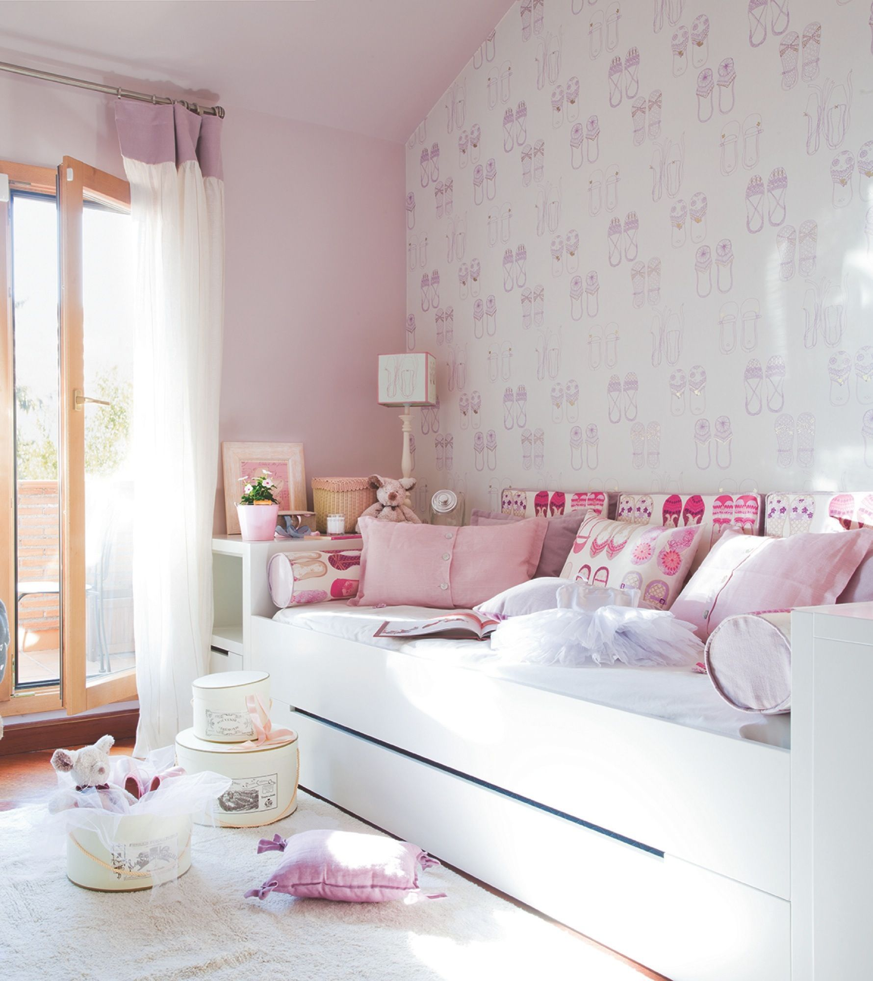 12 habitaciones para ni as princesas jenny pinterest for Dormitorios infantiles nina