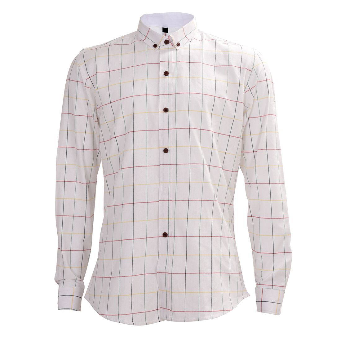 >> Click to Buy << 2017 NEW High Quality Business Shirt Light Plaid Shirt Men Long Sleeve Casual Slim Fit Men Dress Shirts #Affiliate