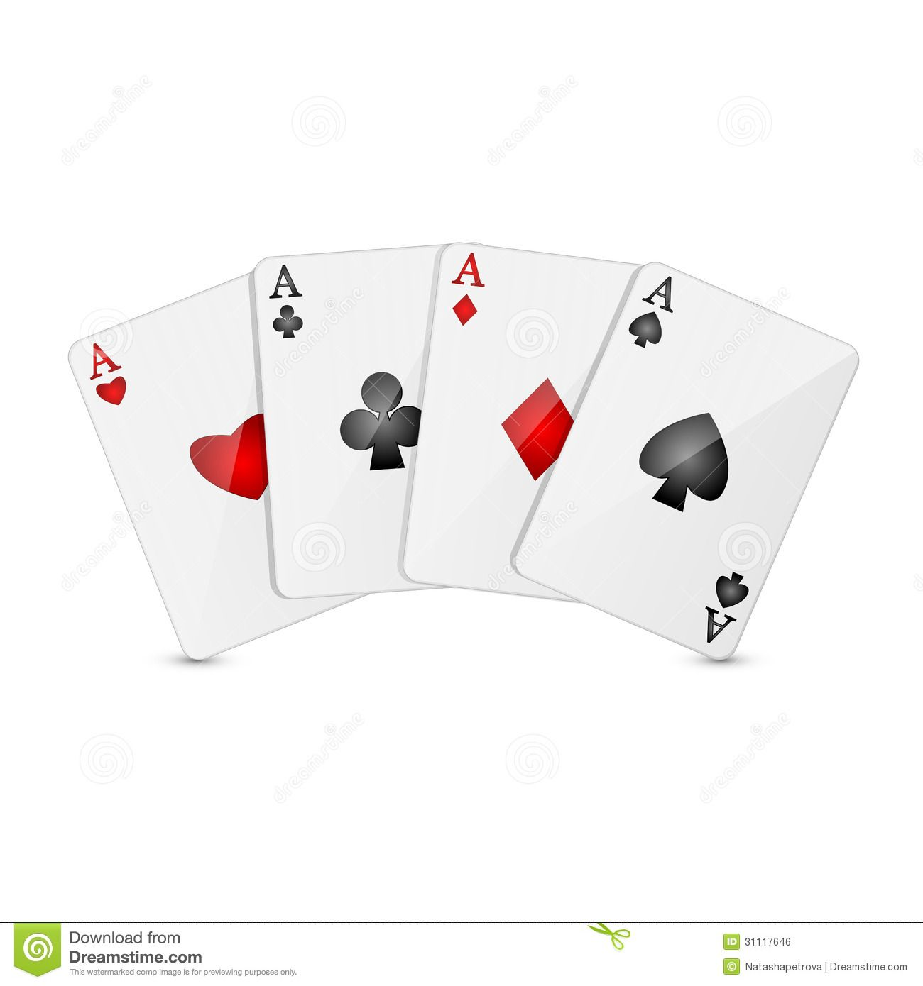 Playing Card Images Free Playing Cards On A White Background
